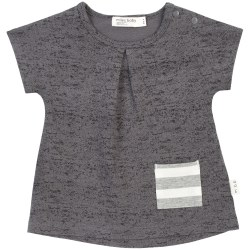 Knit Tunic Grey 3T