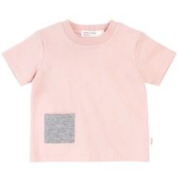 Pocket Tee Pink 4T