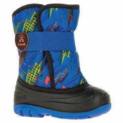 Snowbug 4 Blue Orange 7T