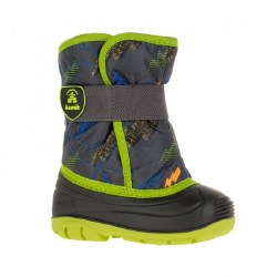 Snowbug 4 Charcoal Lime 5T