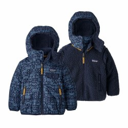 Tribbles Jacket Navy 4T