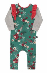 Rag Holiday Floral Floral 3-6m