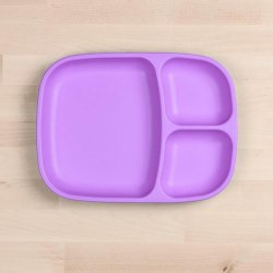 Divided Tray Purple