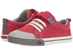 Stevie II Red/Gray 5