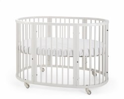 Sleepi Crib White