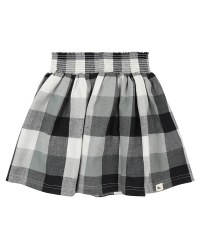Check Woven Skirt 3-4y