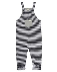 Dungarees Stripe 4-5y