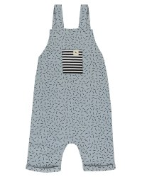 Shortie Dungaree Sprinkles 3-4