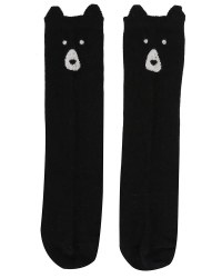 Black Bear Knee Highs 0-6m