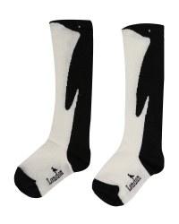 Penguin Knee Highs 3-5y
