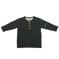 Henley Tee Forest 4T