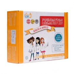 Foundation Chemistry Kit: Beakers and Bubbles