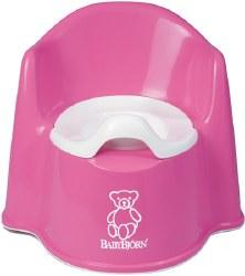 Baby Bjorn Potty Chair Pink
