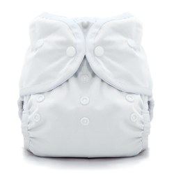 Duo Cover Size 1 Snap White