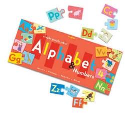 Alphabet Puzzle Pairs