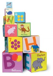 Tot Tower Alphabet
