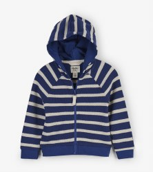 Nautical Full Zip Hoodie 18-24