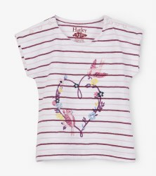 Lovey Birds Baby Tee 18-24m