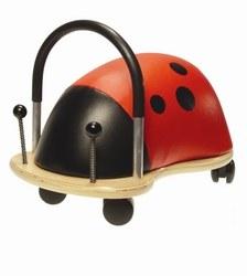 WheelyBug Small Ladybug