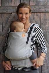 Tula Baby Carrier Cloudy