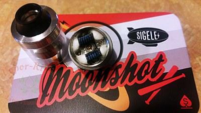 Sigelei Moonshot 22mm Ss