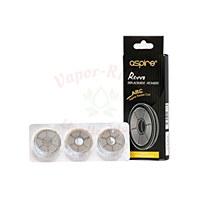 Aspire Radial Coil 3 Pack