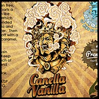 Canella Vanilla 34ml 00mg