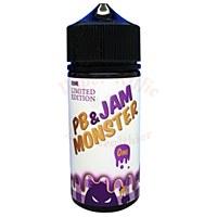 Peanut Butter & Jam Monster