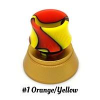 Smokstak Drip Tip 1 Orange Yel
