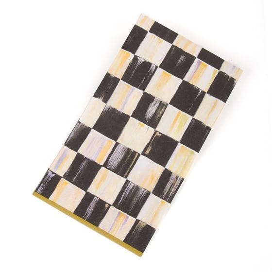 Courtly Check Guest Napkins Y