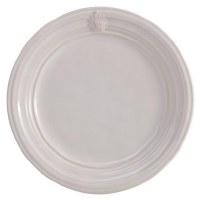 Acanthus Whitewash Dinner Plate