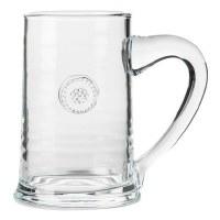 Berry & Thread Clear Beer Stein