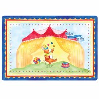 Baby Cie Enjoy Yourself Anti-Slip Placemat
