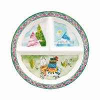 Baby Cie Enjoy The Journey Section Plate