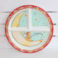 Baby Cie Wish On A Star Section Plate