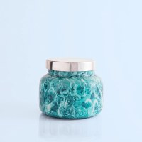 Capri Blue Volcano Watercolor Signature Candle