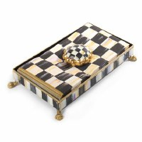 Courtly Check Guest Napkin Holder Set Y