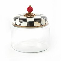Courtly Check Kitchen Canister - Medium