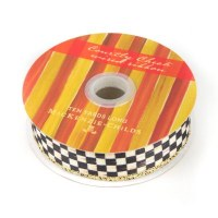 Courtly Check Ribbon 1 in