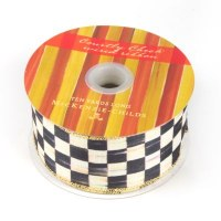 Courtly Check Ribbon 2 in