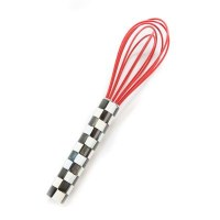 Courtly Check Small Whisk Red