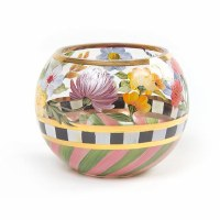 Flower Market Globe Vase Small