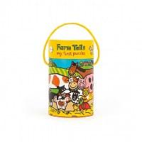 Jellycat Farm Tails Puzzle