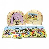 Jellycat If I Were A Rabbit Puzzle
