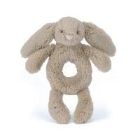 Jellycat Bashful Beige Bunny Ring