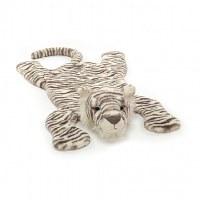 Jellycat Sacha Snow Tiger Play Mat