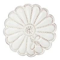 Jardins Du Monde White Mini Blossom Dish