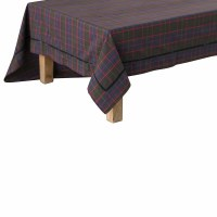 "Chalet Tartan 70"" x 108"" Table Cloth"