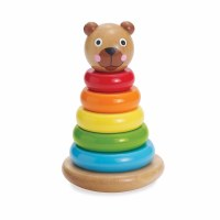 Manhattan Toy Company Brilliant Bear Magnetic Stack Up