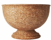 Quinta Natural Cork Centerpiece Bowl/Party Bucket
